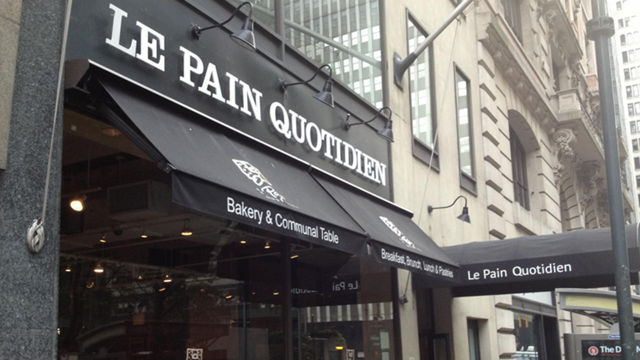 Le Pain Quotidien At 70 W 40th St New York Ny