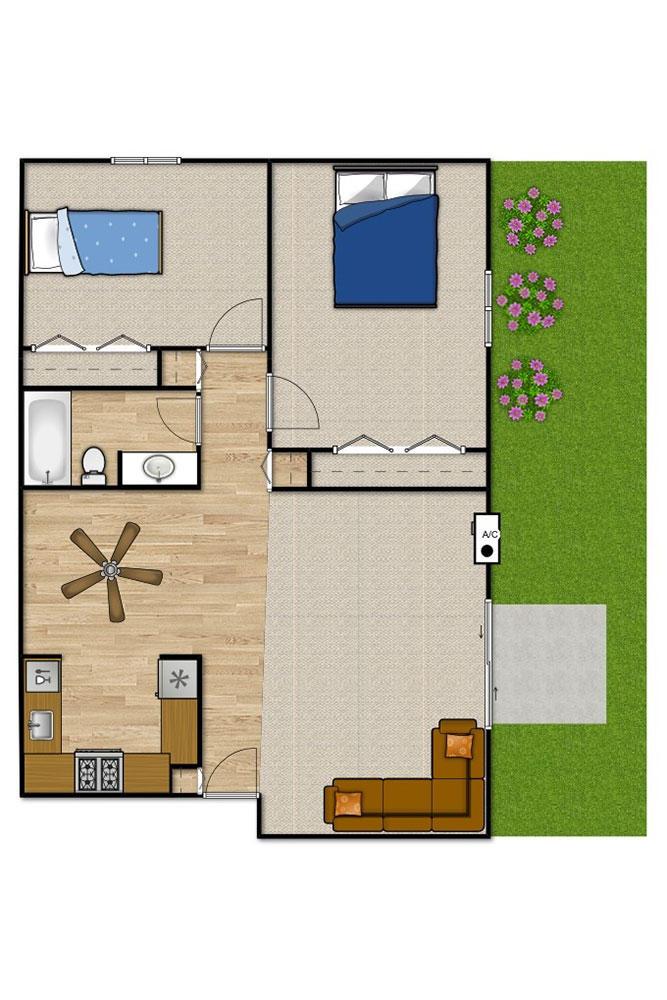 Springtree Apartments image 18