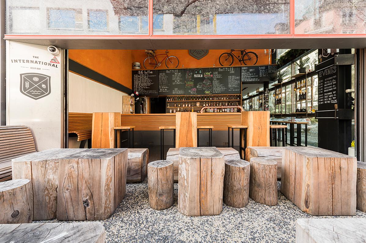 The International Beer Bar