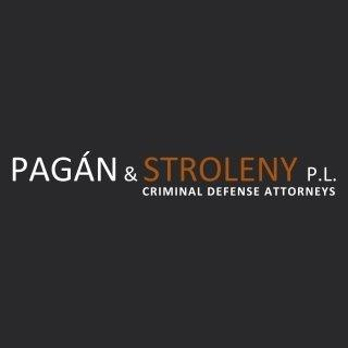 Pagan & Stroleny, P.L. Criminal Defense Attorney