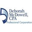 Deborah McDowell CPA Professional Corporation
