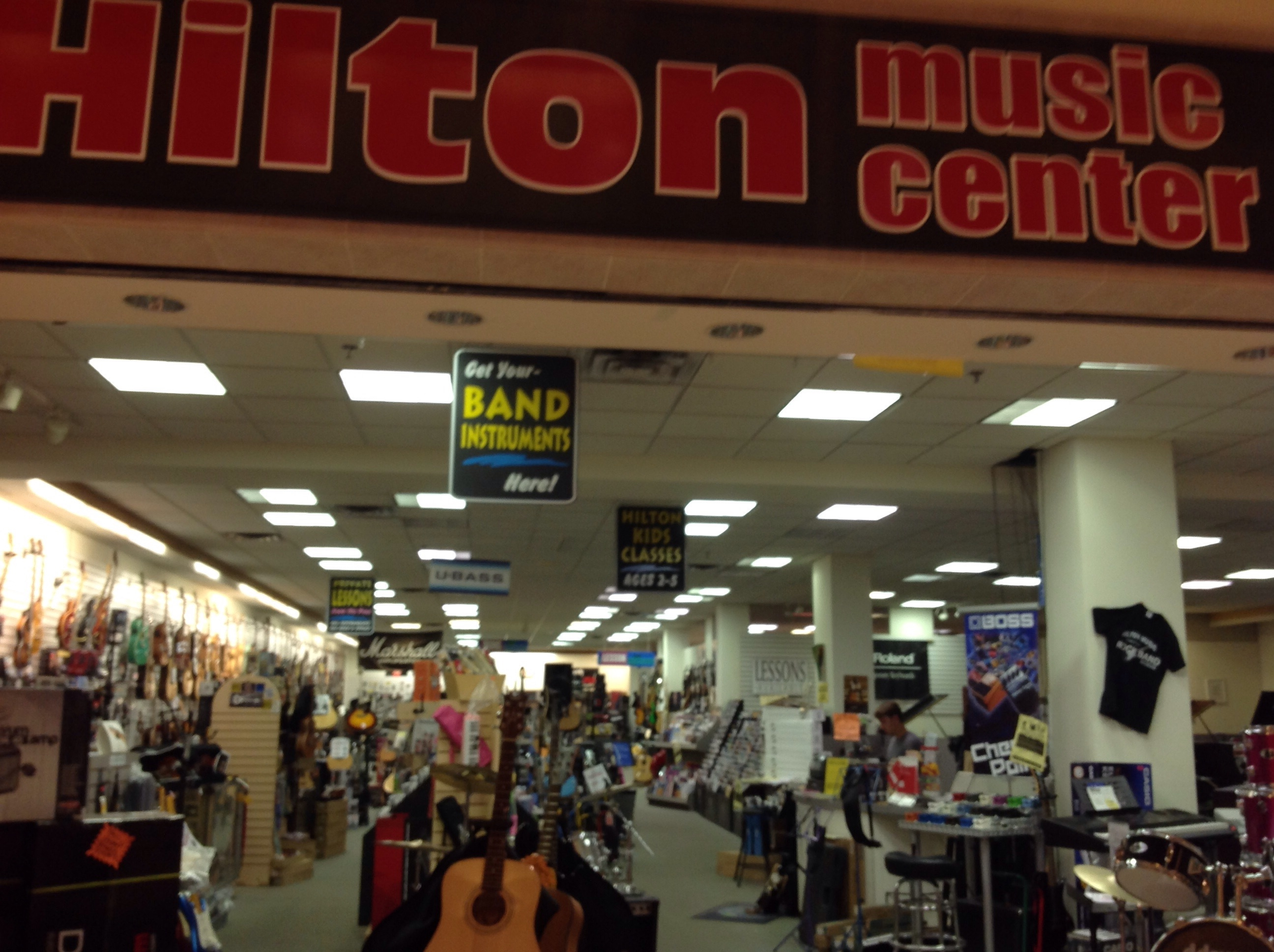 Hilton Music Center Inc