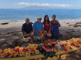 Aloha Ash Scattering image 3