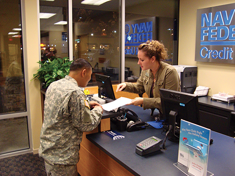 Navy Federal Credit Union - ATM - ad image