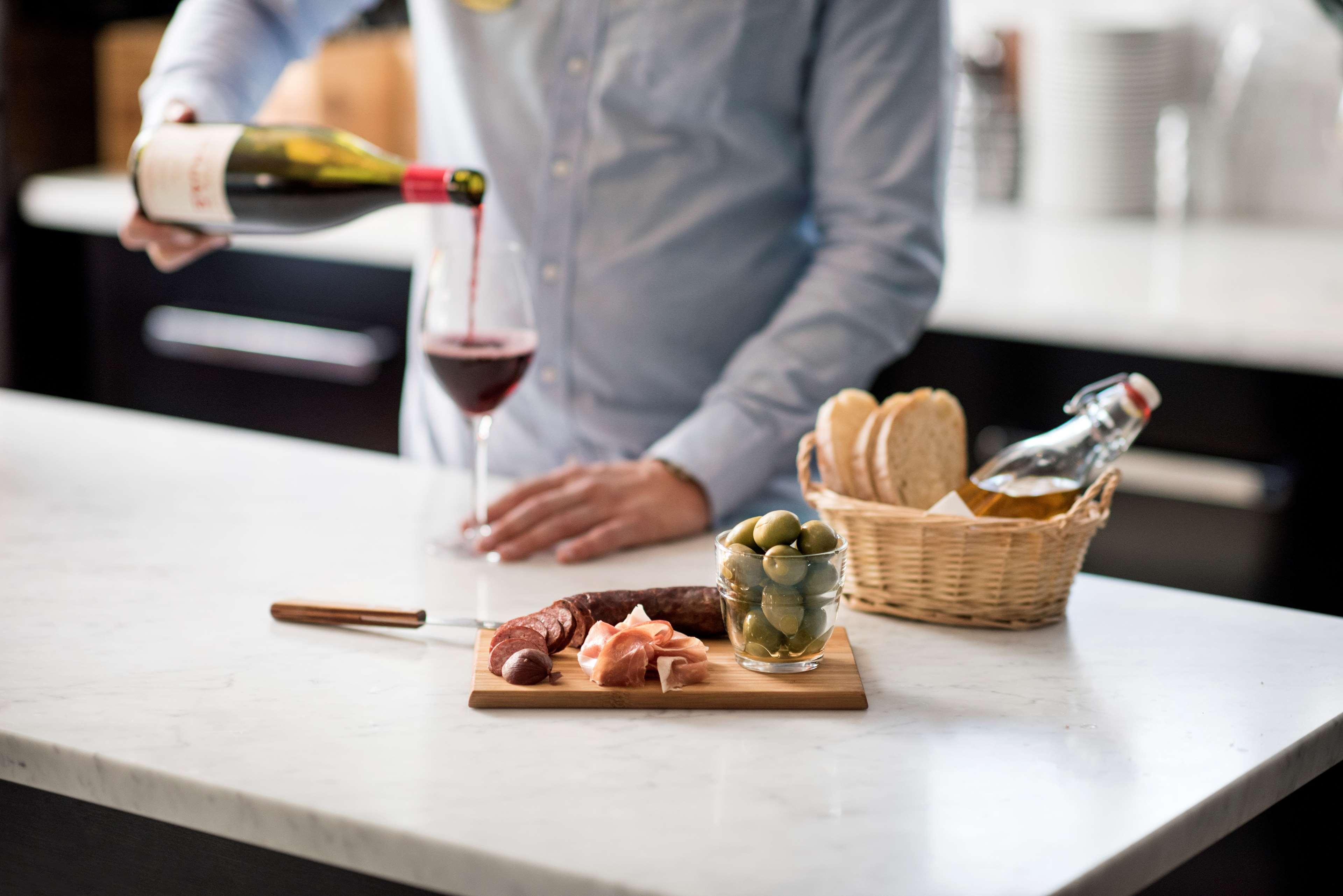 Winebar Food Sample