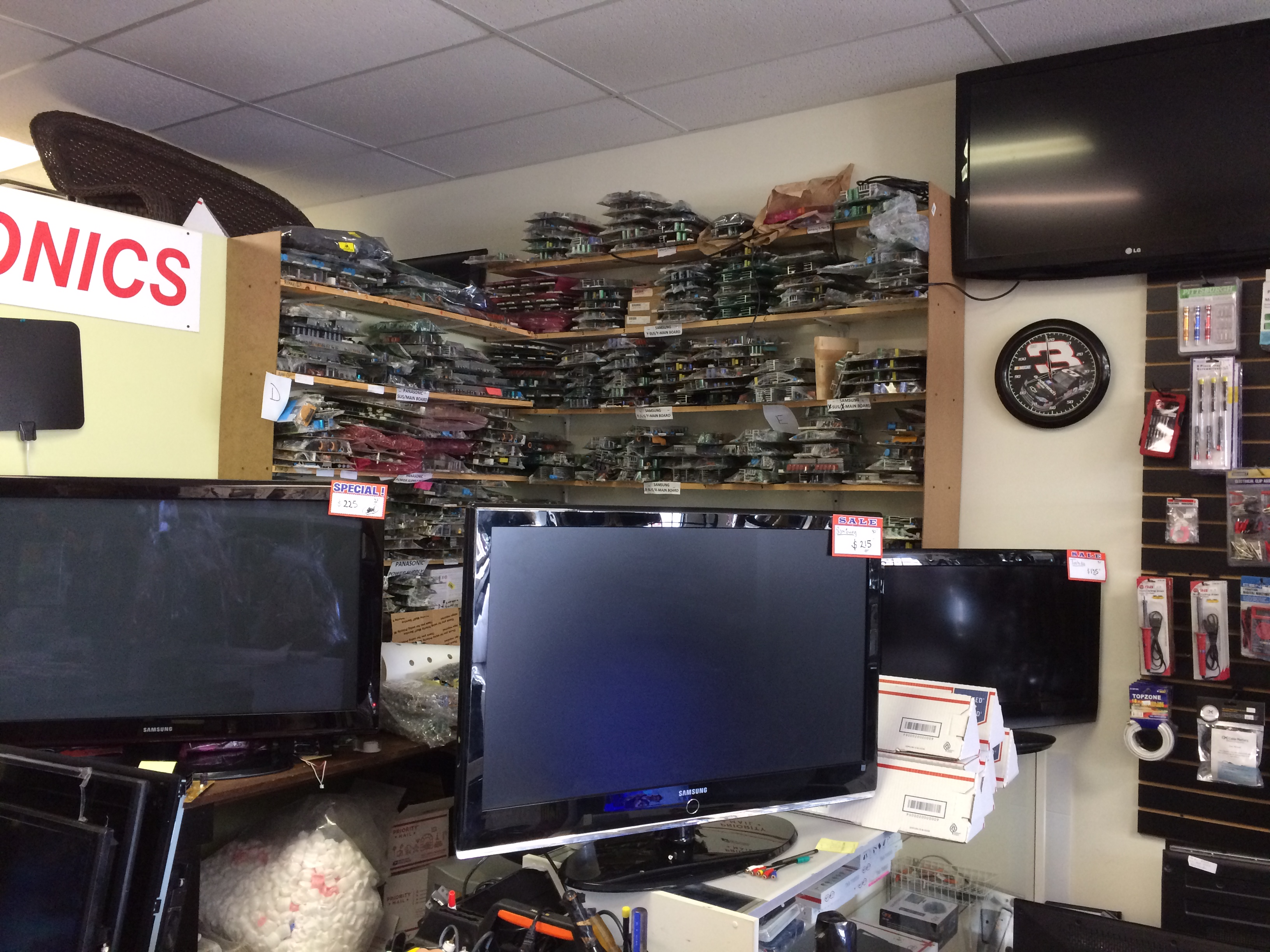 TORRES ELECTRONICS TV REPAIR AND PARTS 5716 Bellaire Blvd Ste. D2 Houston,  TX Electronics Repair - MapQuest