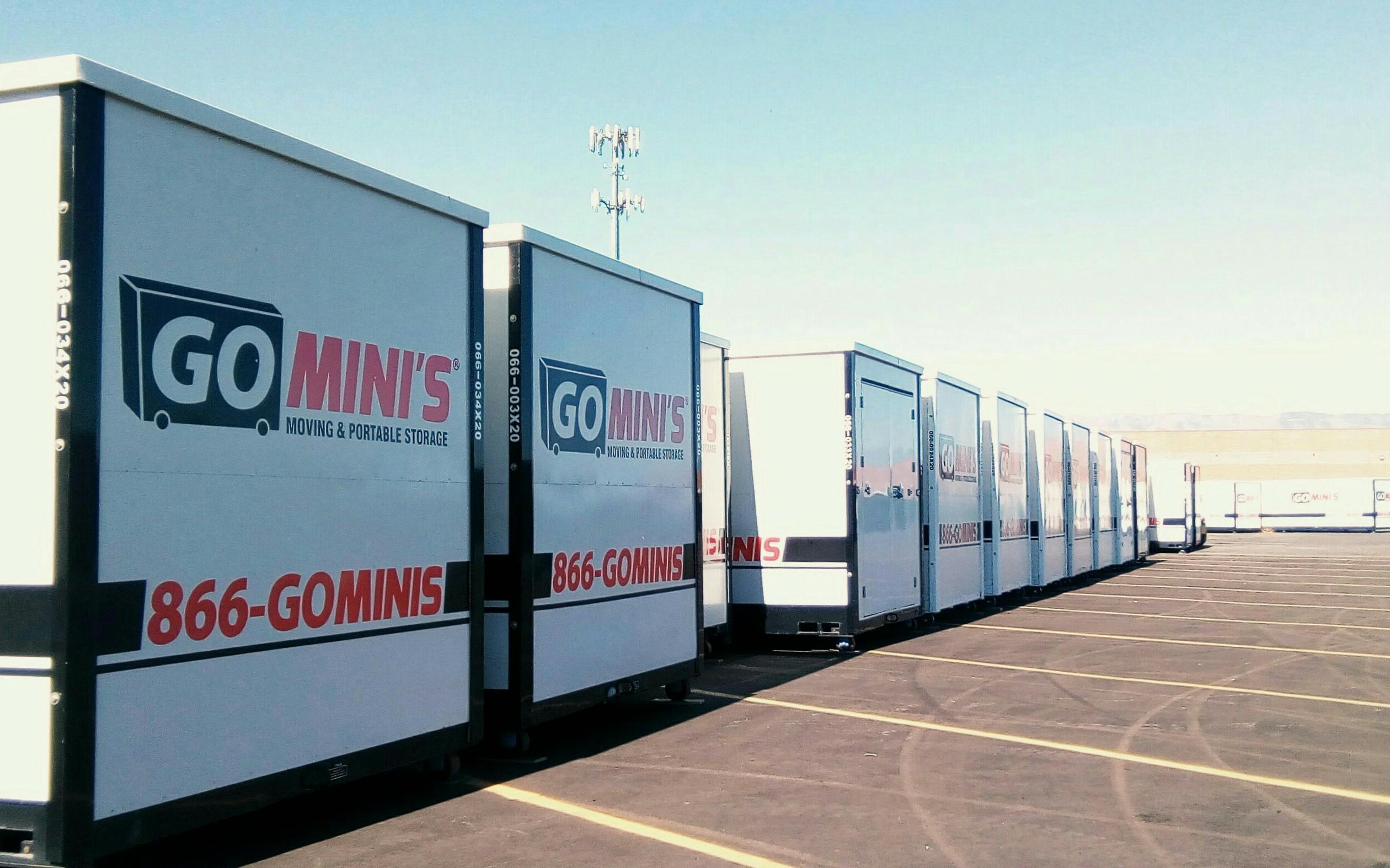 Go Mini's Moving & Portable Storage image 84