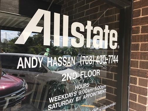 Ahmad Andy Hassan: Allstate Insurance image 1