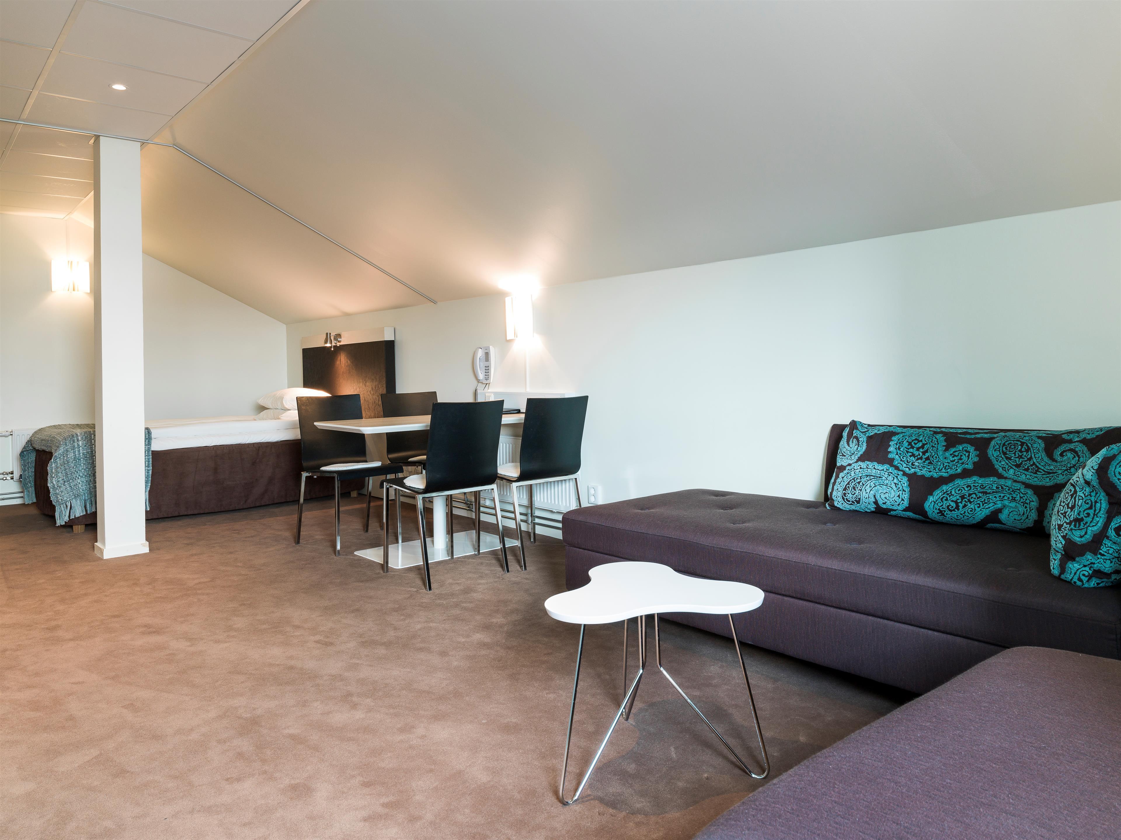 Combi room/Family Suite