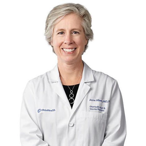 Image For Dr. Anne Robinson Albers MD
