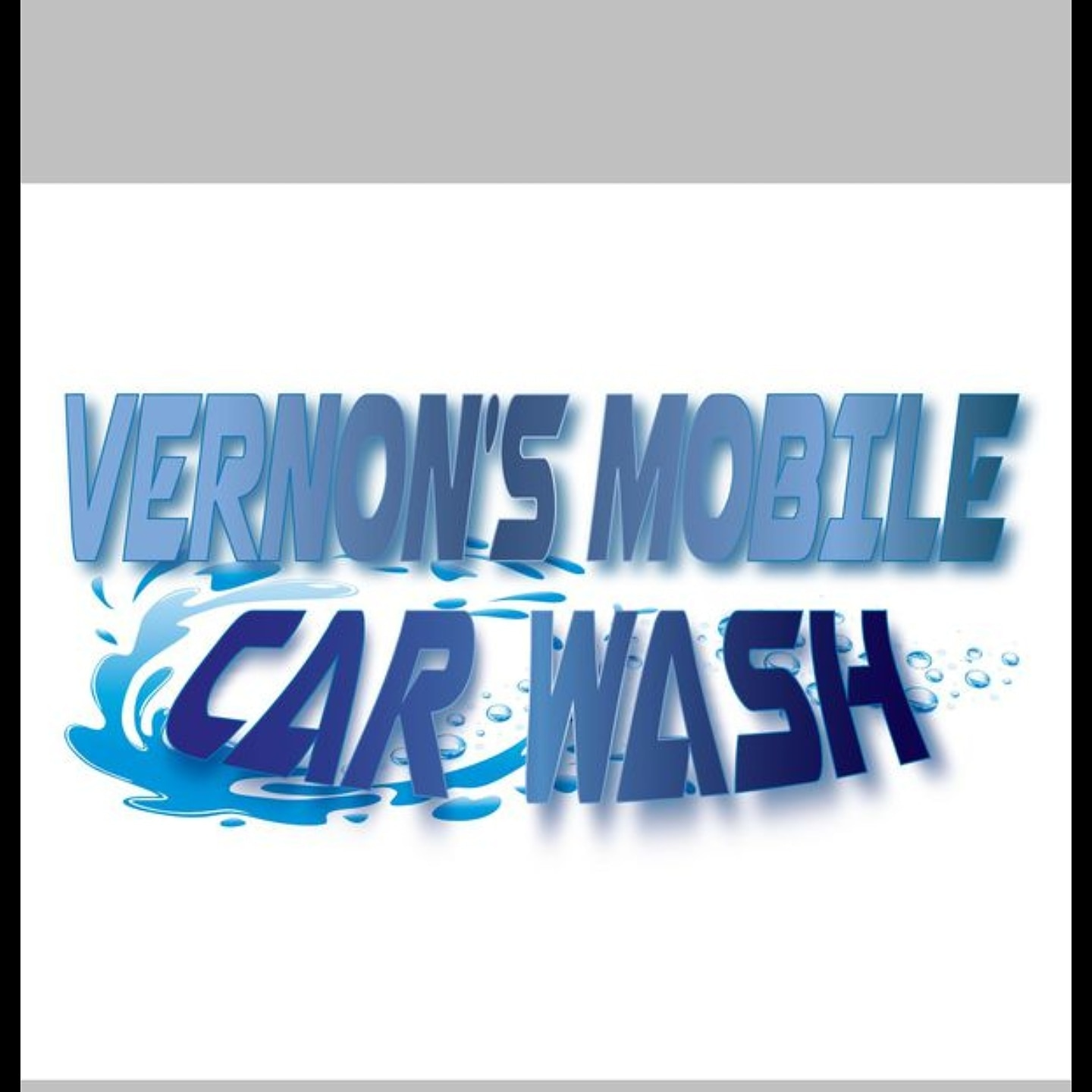 Vernon,s mobile car wash we come to you