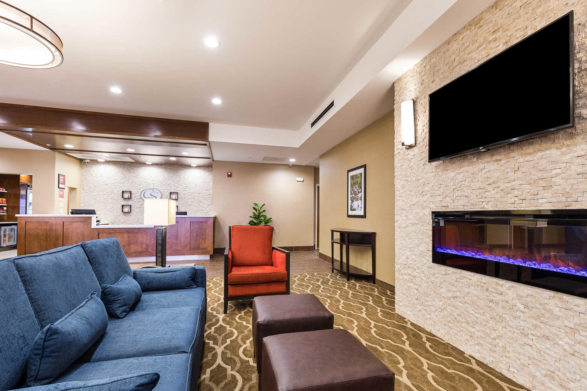 Comfort Suites Greenville South image 6