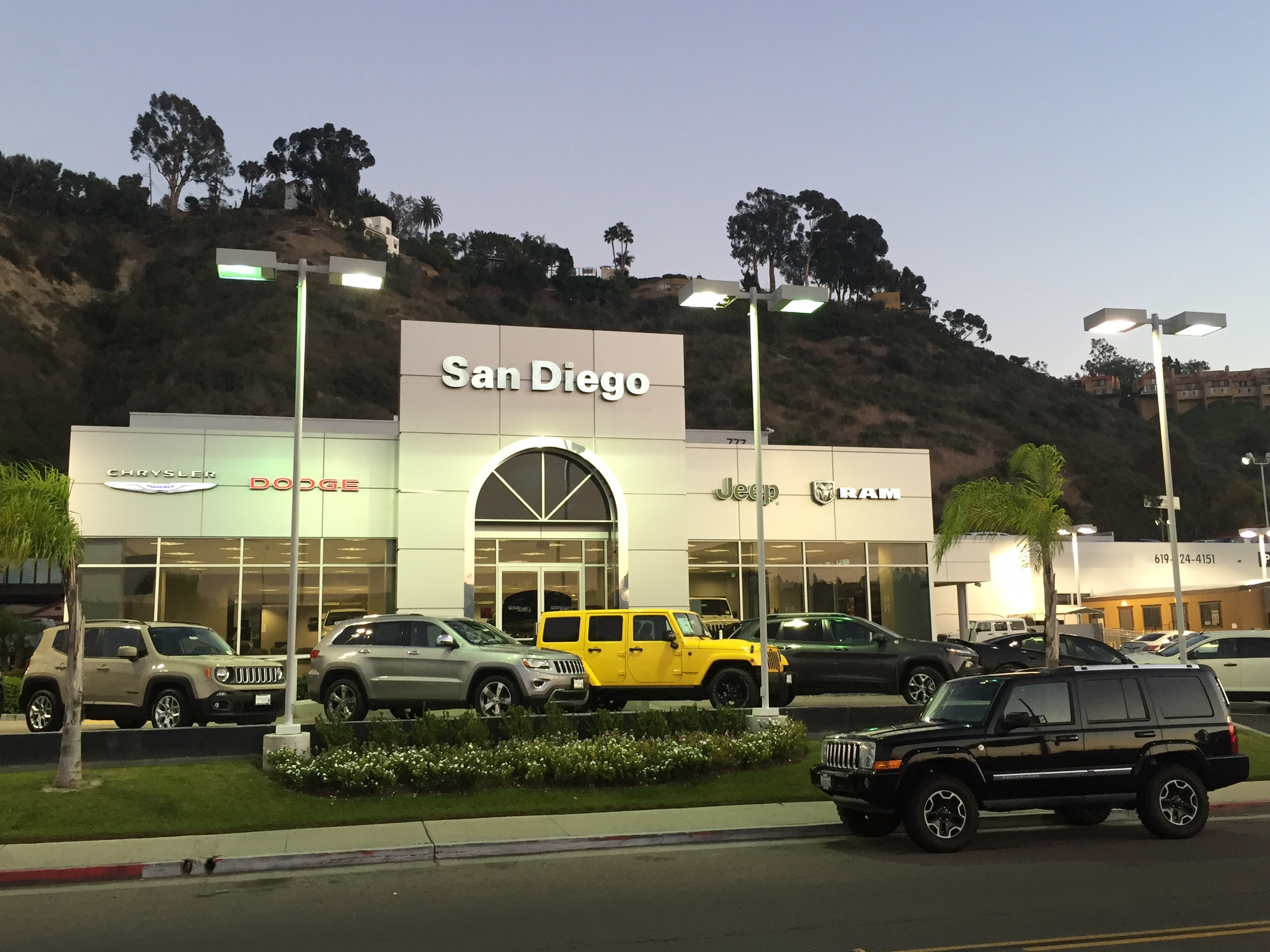 San Diego Car Dealerships Jeep