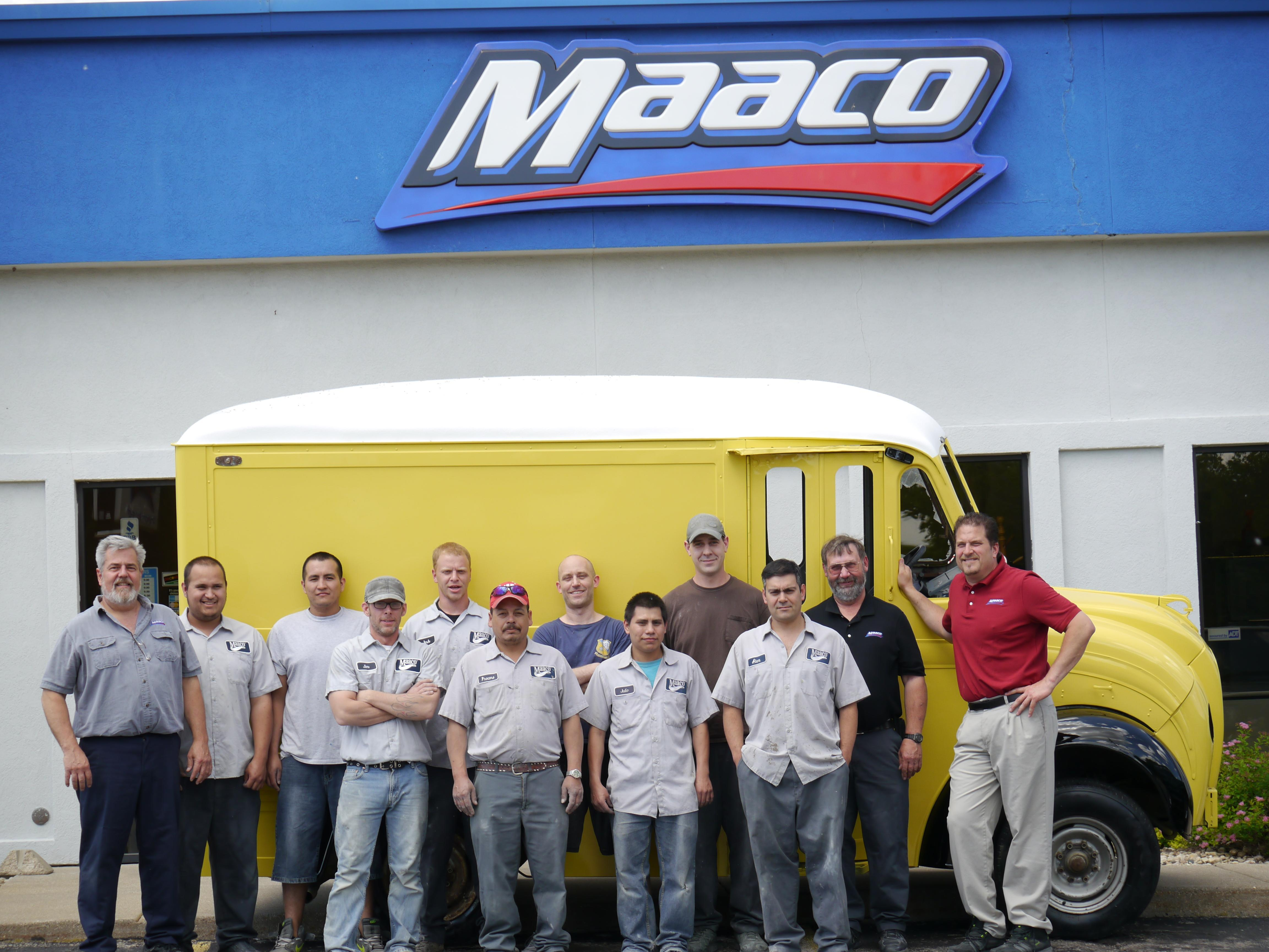 Maaco Collision Repair Auto Painting In Madison Wi Whitepages
