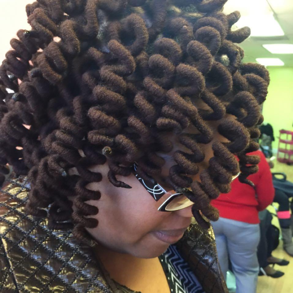 Aisha Hair Braiding image 34