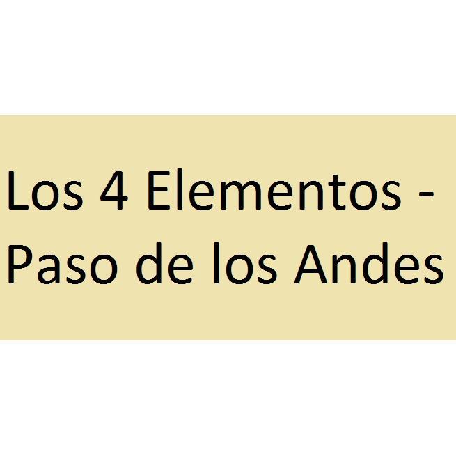 LOS 4 ELEMENTOS - PASO DE LOS ANDES