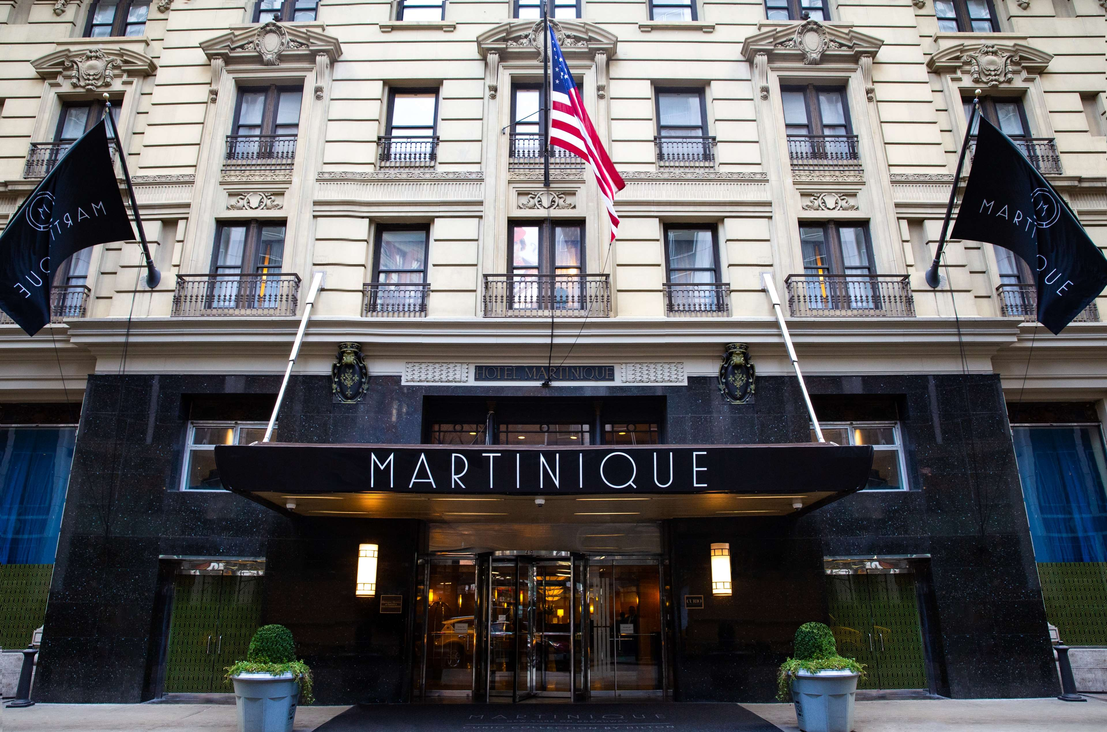 Martinique New York on Broadway, Curio Collection by Hilton image 1