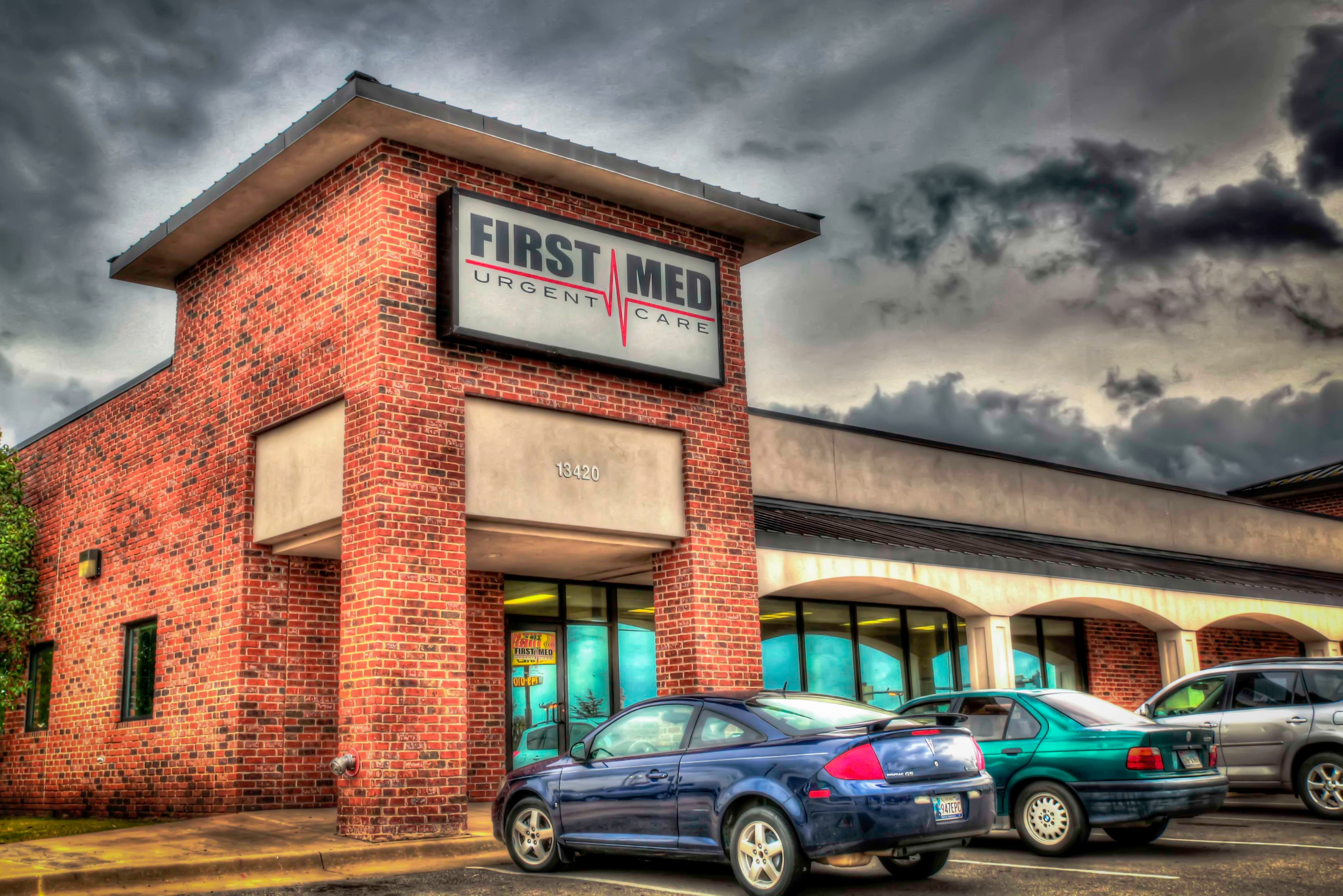 First Med Urgent Care - North Oklahoma City (Memorial And Penn) image 1