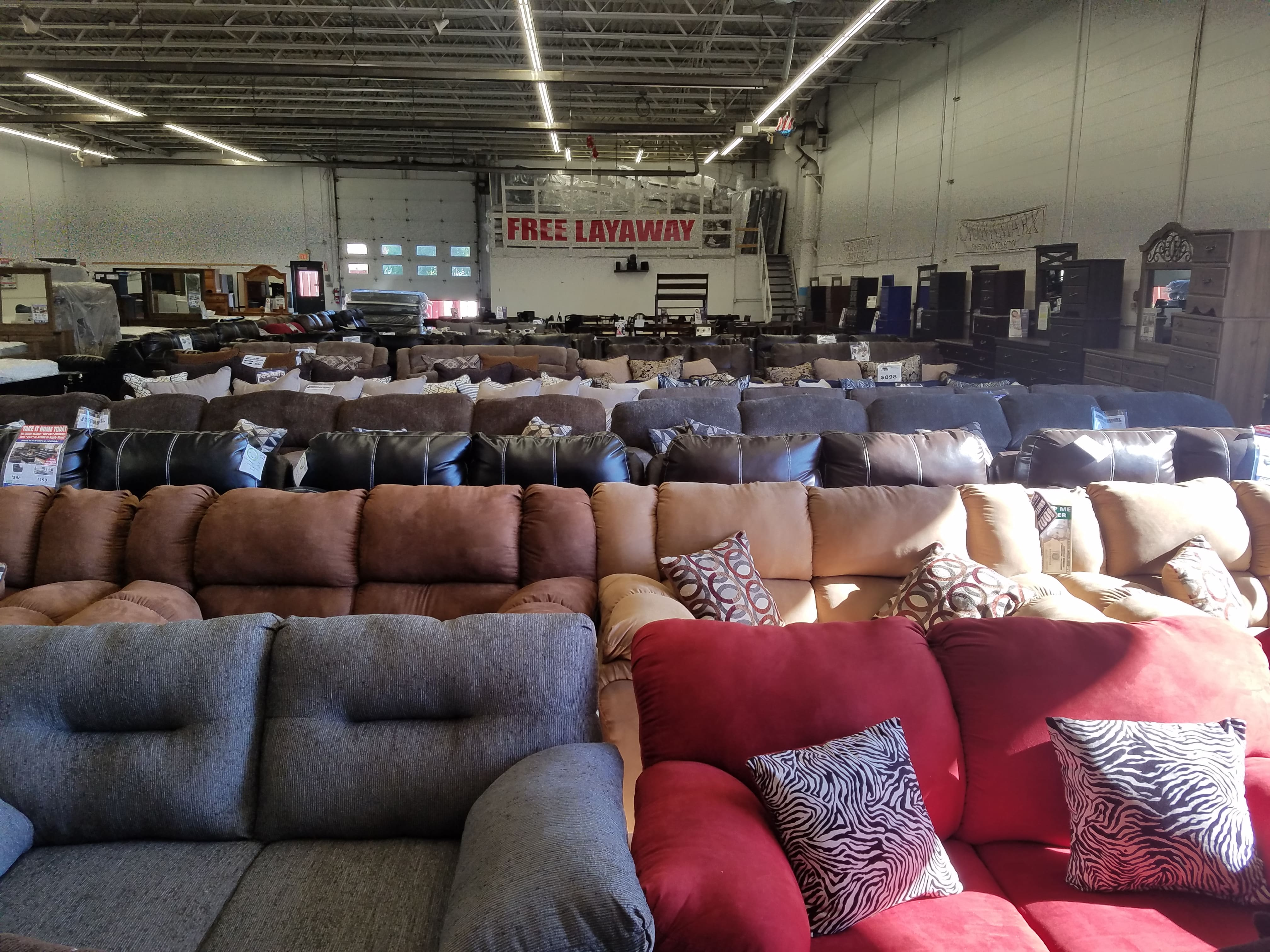 American Freight Furniture And Mattress Furniture Store Parma