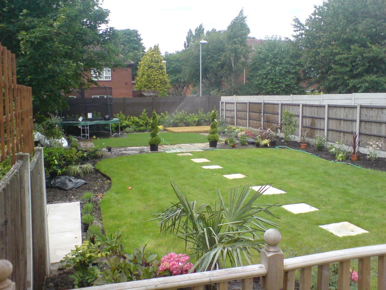 P J Todd Garden u0026 Landscape Services - Landscape Contractors in Manchester M23 0GP - 192.com