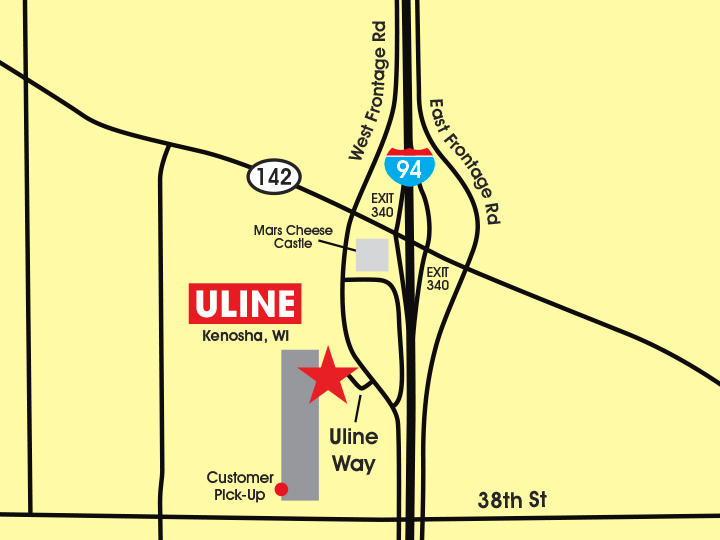 Uline Shipping Supplies image 3