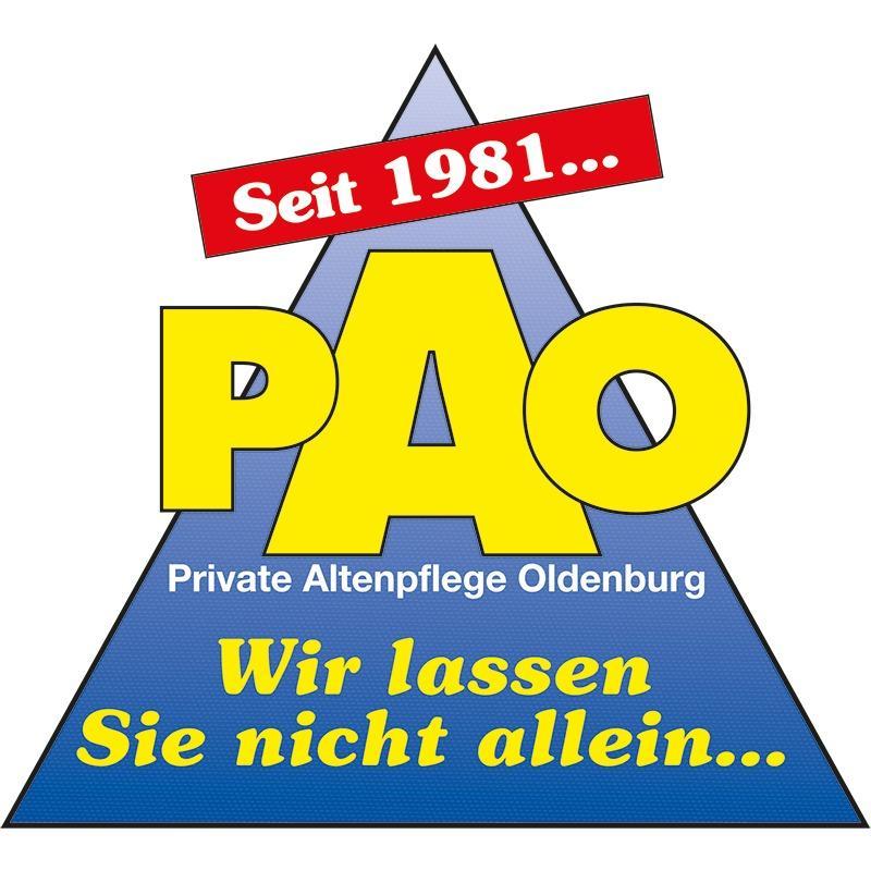 Logo von PAO Private Altenpflege Oldenburg