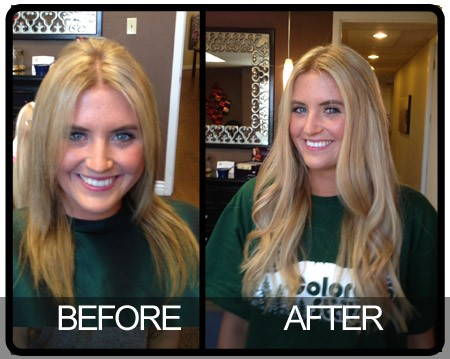 Pactric's Color Room & Hair Extensions Denver