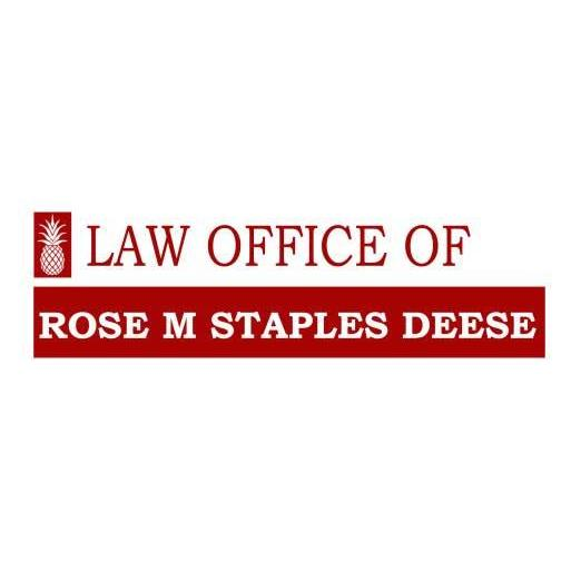 Law Office of Rose M Staples Deese image 0