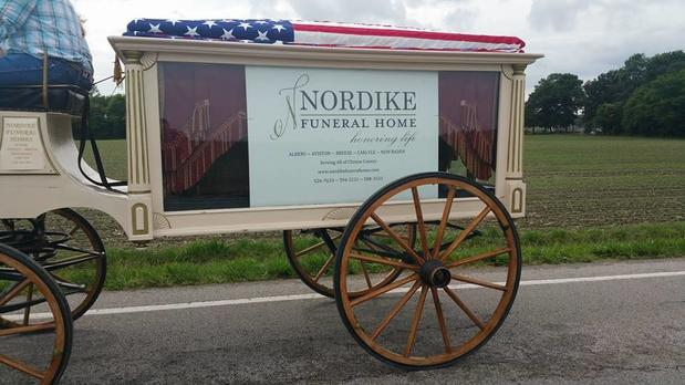 Nordike Funeral Home New Baden