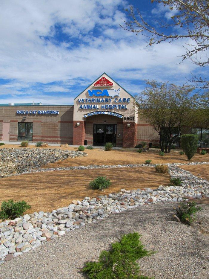 VCA Veterinary Care Animal Hospital and Referral Center 9901