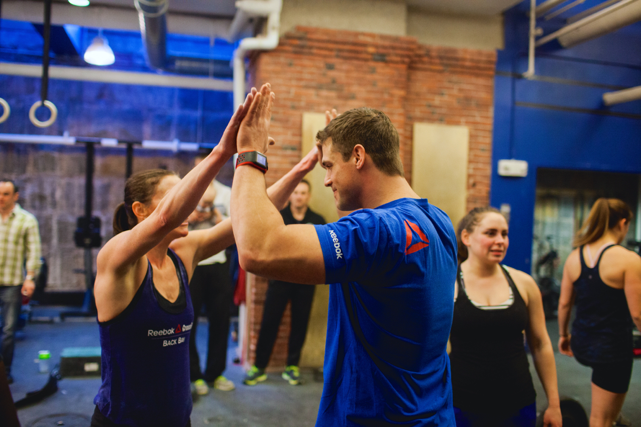 Reebok CrossFit Back Bay image 0