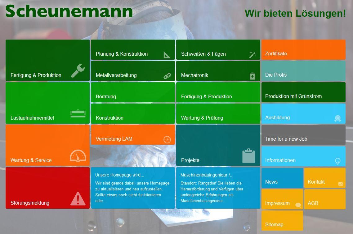 Besuchen Sie unsere Homepage www.smv-online.de