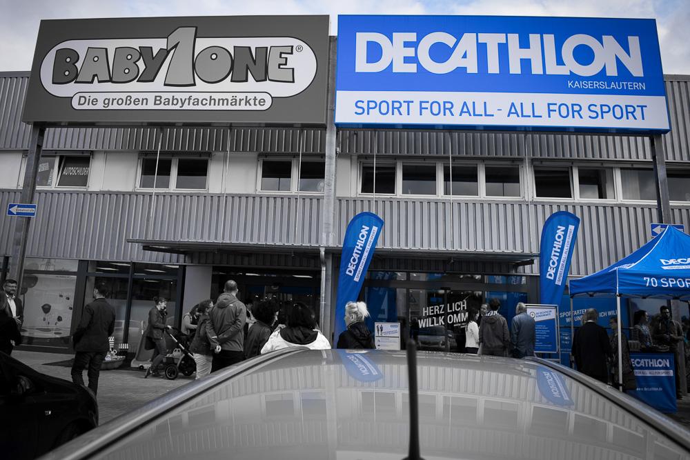 Bild der Decathlon Kaiserslautern