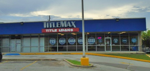 Titlemax title loans at 2424 green springs hwy birmingham for Jewelry pawn shops birmingham al