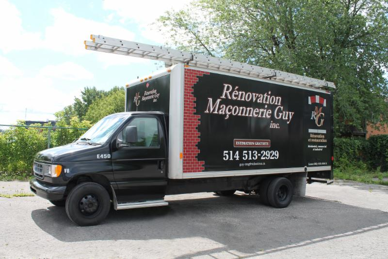 Rénovation Maçonnerie Guy Inc à Laval