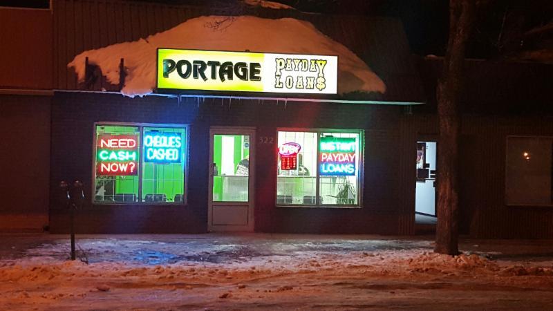 Portage la prairie payday loans