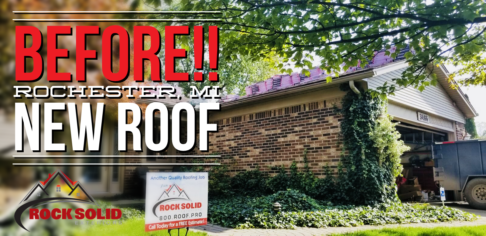 Rock Solid Exteriors - Roofers and Siding Contractors image 42