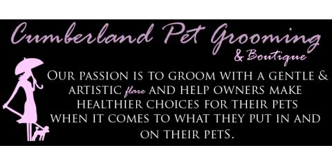 Cumberland Pet Grooming image 0
