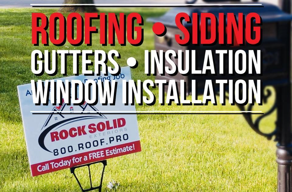Rock Solid Exteriors - Roofers and Siding Contractors image 55