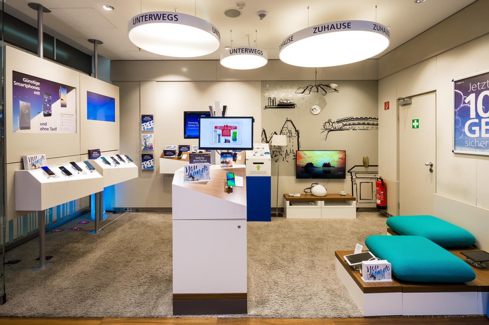 o2 shop ingolstadt am westpark 6 ffnungszeiten angebote. Black Bedroom Furniture Sets. Home Design Ideas