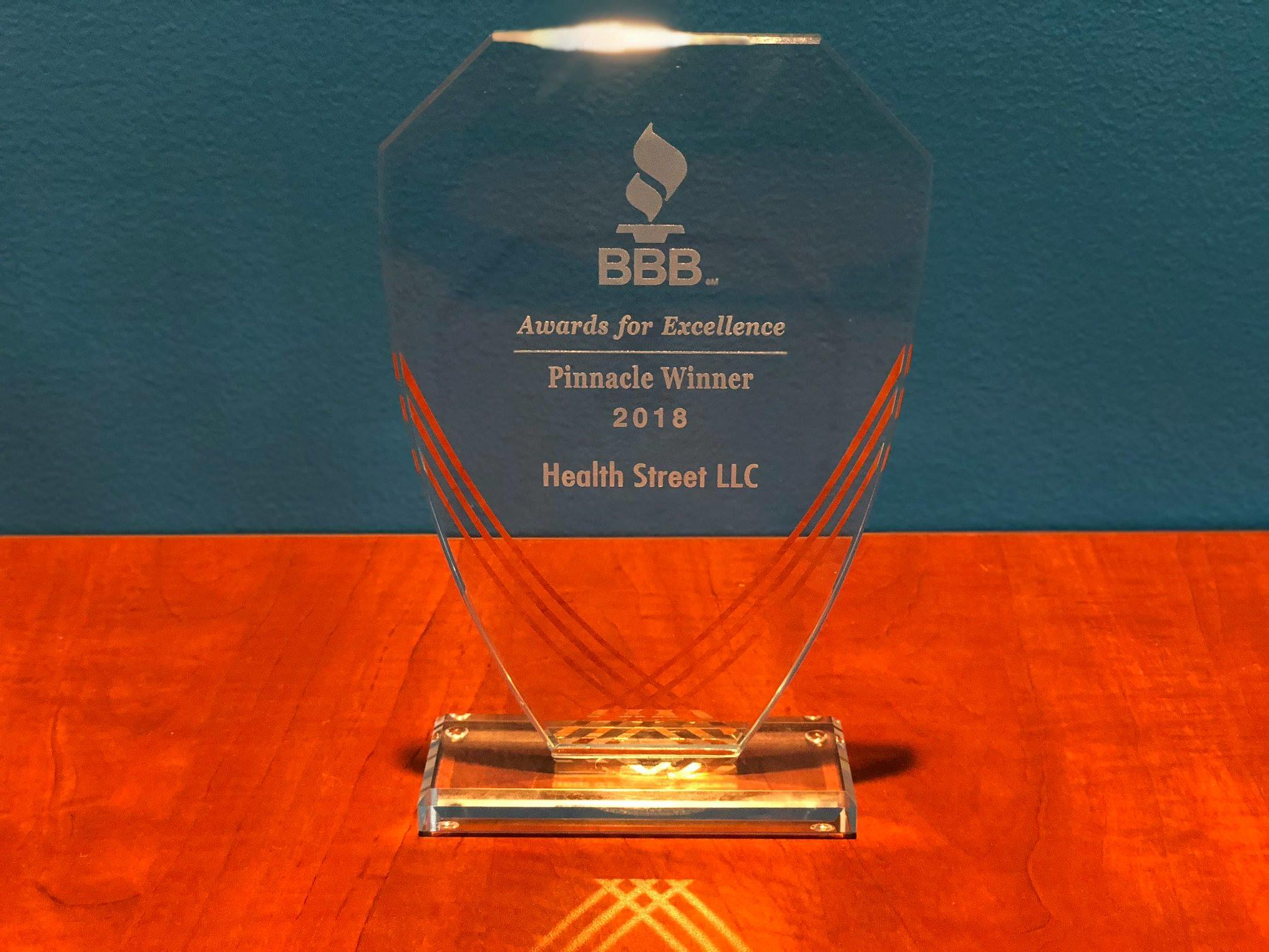 Health Street LLC image 1