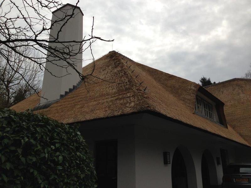 Rietdekkersbedrijf johan vd hoorn dakbedekking putten for Timmer hoevelaken