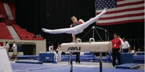 TOP FLIGHT GYMNASTICS image 0