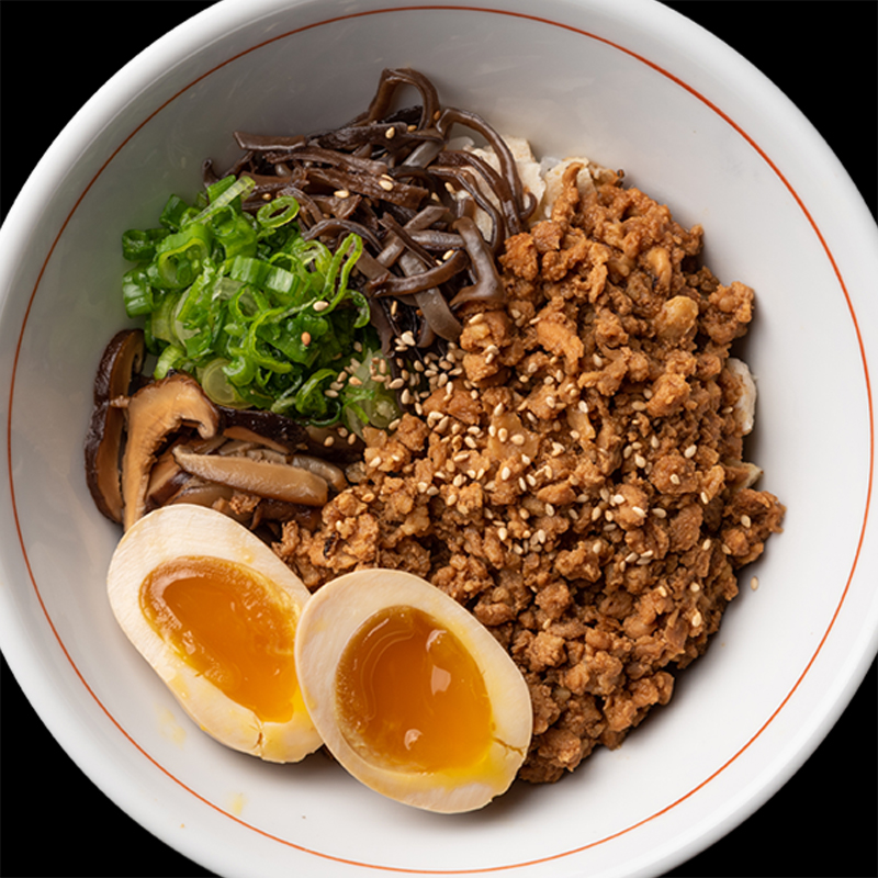 Click to expand image of Chicken Chashu Bowl*