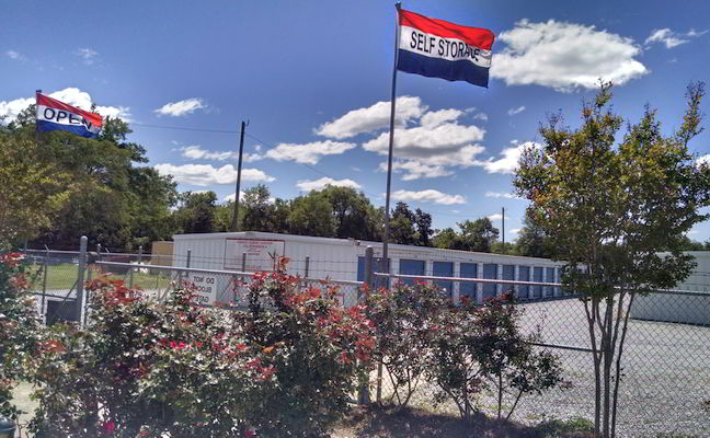10' x 35' Extra Large Storage Units in Montgomery, Alabama.