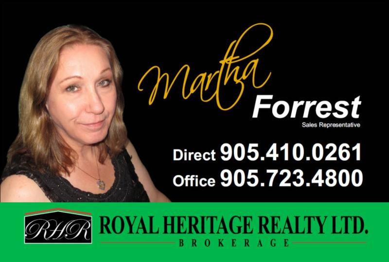 Martha Forrest Real Estate