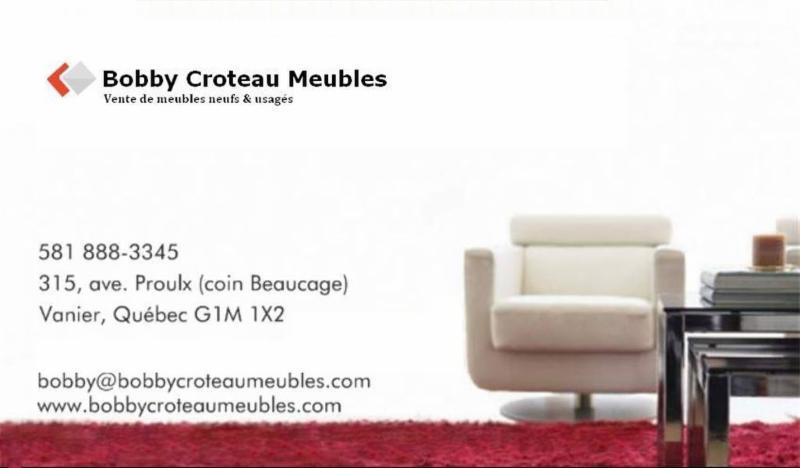 Bobby Croteau Meubles