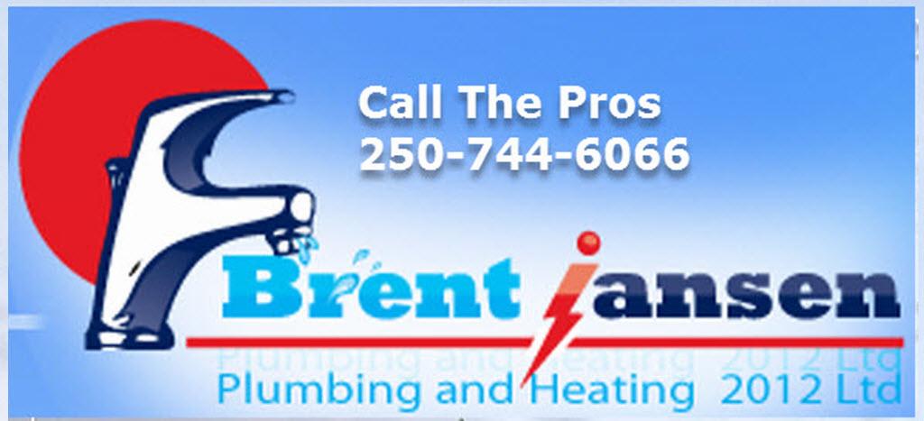 Brent Jansen Plumbing & Heating Ltd in Victoria