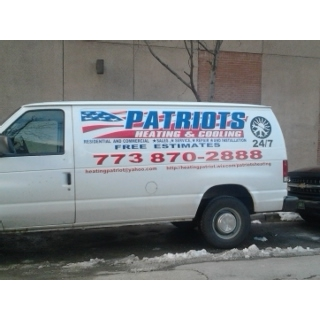Patriots Heating and Cooling