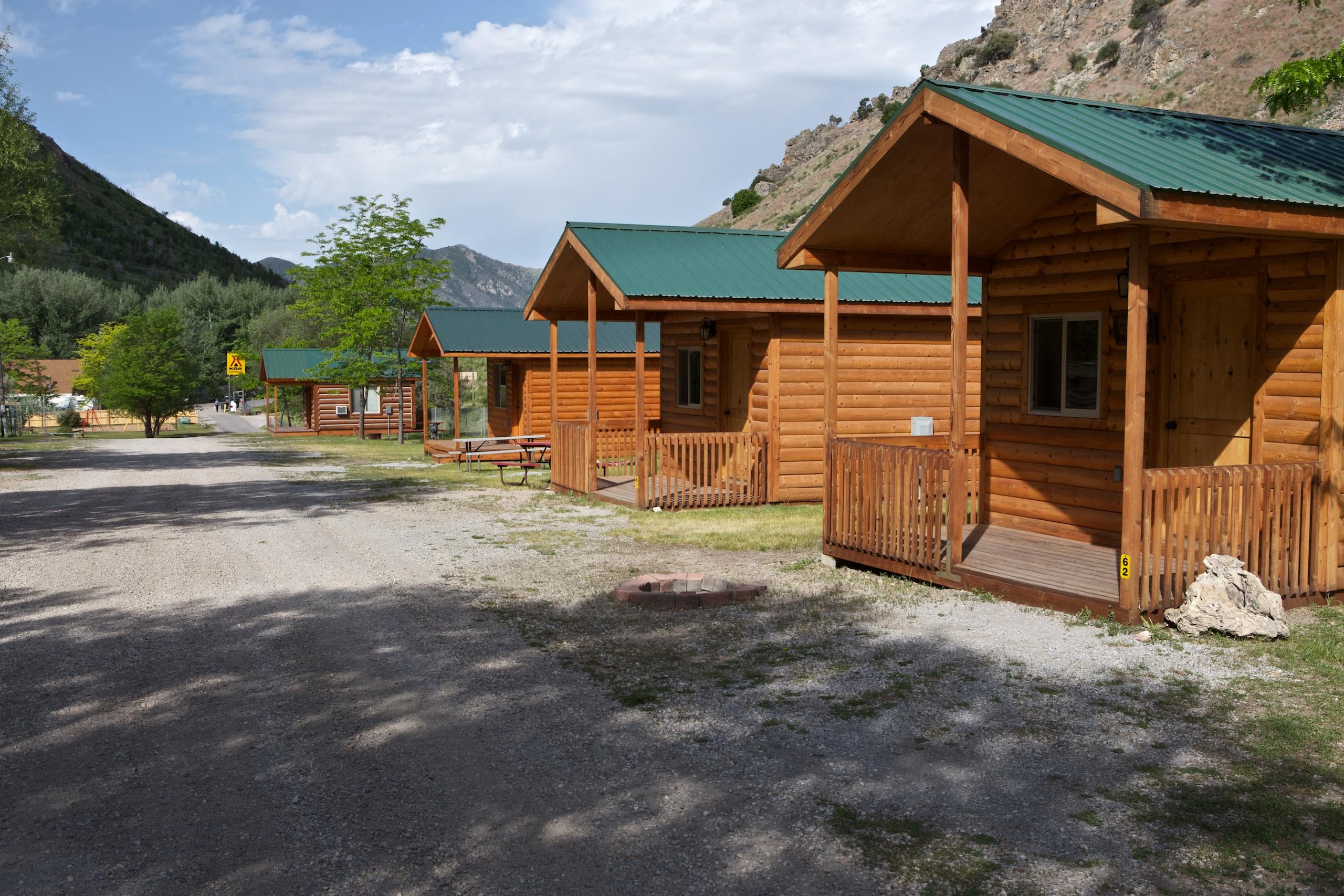 Lava Hot Springs KOA Holiday image 11